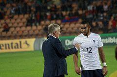 Fortsetter Payet storspillet for Frankrike når alvoret setter inn? Bilde: XavierNaltchayan