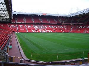 "Blir Old Trafford neste destinasjon? ""Old Trafford, Manchester"" (CC BY 2.0) by Sean MacEntee"